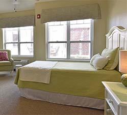 taft bed floor